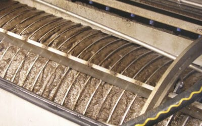 Desludge, Reduce Backwashes, and Save