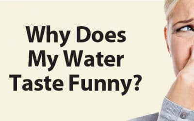 Why Does My Water Taste Funny?
